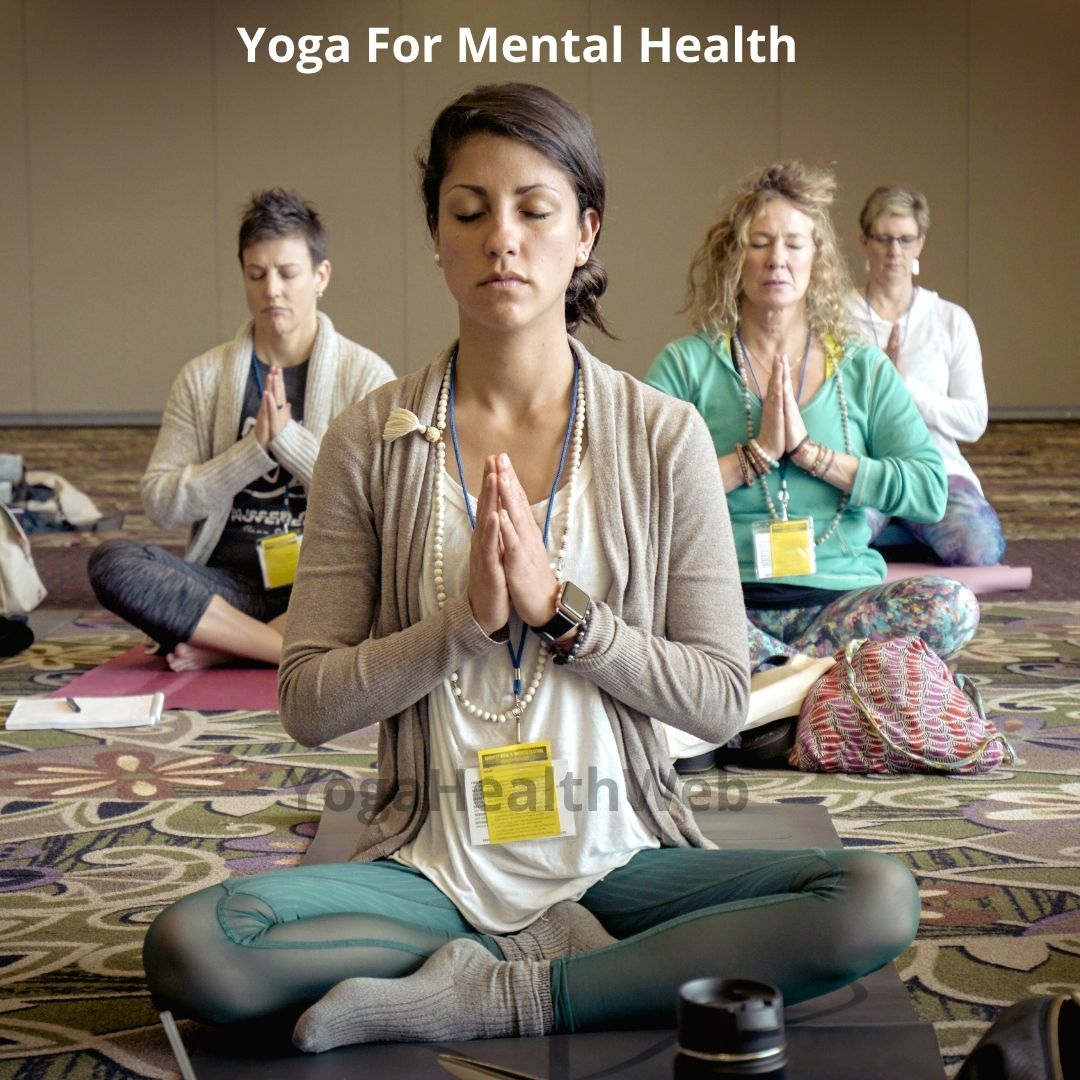 Mental Health Yoga