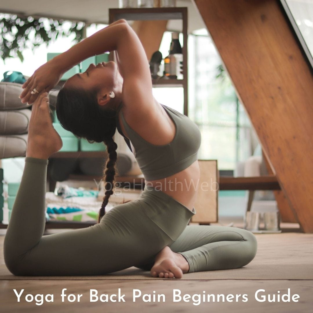 yoga for back pain beginners