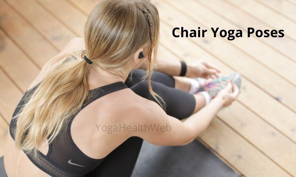 Chair Yoga Poses